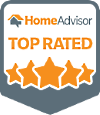 HomeAdvisor Top Rated Professional - Cascade Flooring